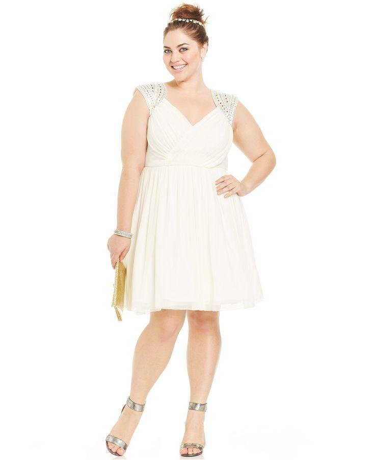Ausgezeichnet Macys Prom Kleider Plus Size Ideen - Brautkleider ...