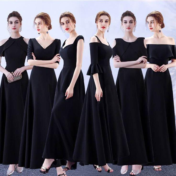 116 best robe pour demoiselle d 39 honneur images on for Robes noires pour demoiselle d honneur de mariage