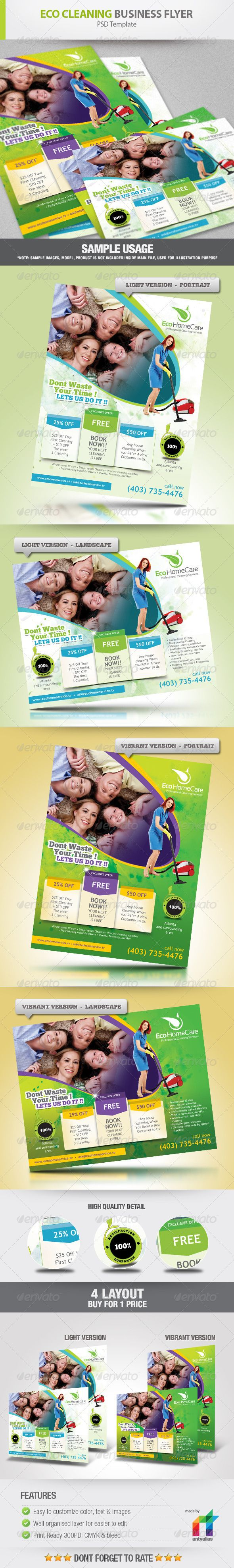 best images about flyers facial massage google eco cleaning service flyer ad
