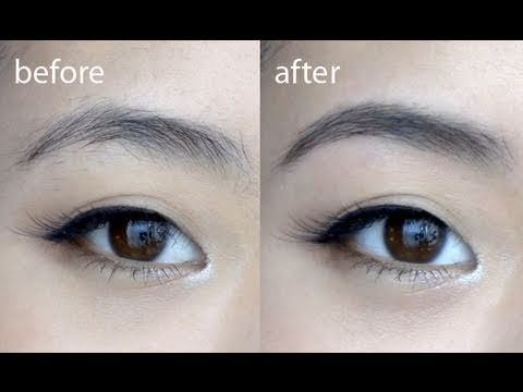 Perfect eyebrows tutorial. Source: http://www.frmheadtotoe.com/2011/05/basics-perfect-brows-tutorial.html