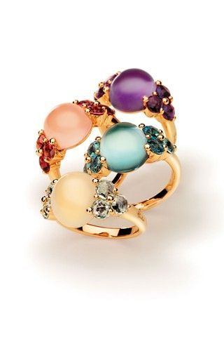 Pomellato Rings I love this..it is very unique