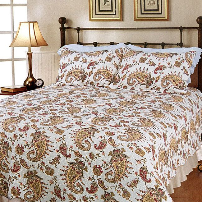 Peace of Mind Full/ Queen-size Quilt Set