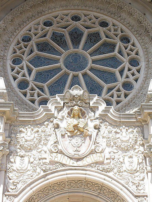 St Cecilia Church, San Francisco, CA | Paris Hotel Boutique Journal