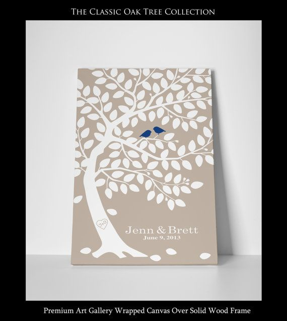 Wedding Tree Guest Book Poster Guest Book by WeddingTreeGuestbook, $64.00