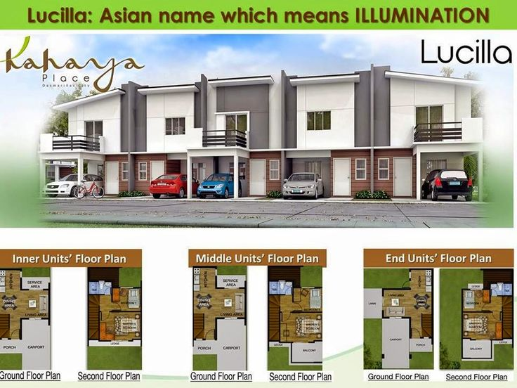 9 best list of top dasmarinas cavite philippines properties for kahaya place dasmarias city lucilla model floor plan malvernweather Images