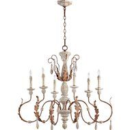 South Shore Decorating: Luxurious Quorum Lighing Chandeliers | ArcadianHome.com
