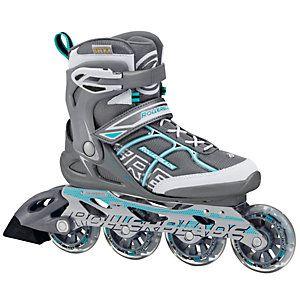 ROLLERBLADE Sirio XR Fitness Skates Damen grau im Online Shop von SportScheck kaufen