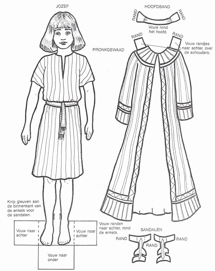 Joseph and the Coat Of Many Colors Coloring Page Fresh top