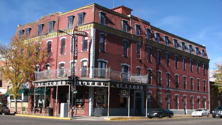 Canon City St Cloud Hotel