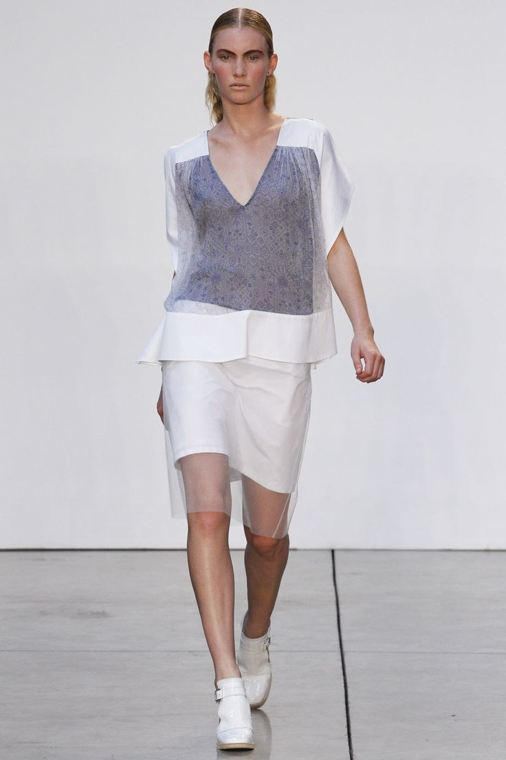 Thakoon Spring 2013 Ready-to-Wear Collection Photos - Vogue