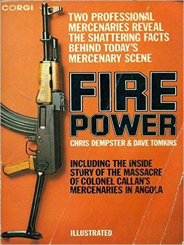 Fire Power: Amazon.co.uk: Chris Dempster, Dave Tomkins, Michel Parry: 9780552108072: Books