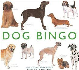 Dog Bingo (Magma for Laurence King): Amazon.co.uk: Polly Horner: 9781856699679: Books