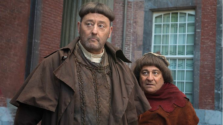 'The Visitors: Bastille Day': Film Review  Jean Reno and Christian Clavier are back as time-trippers from the Middle Ages.  read more