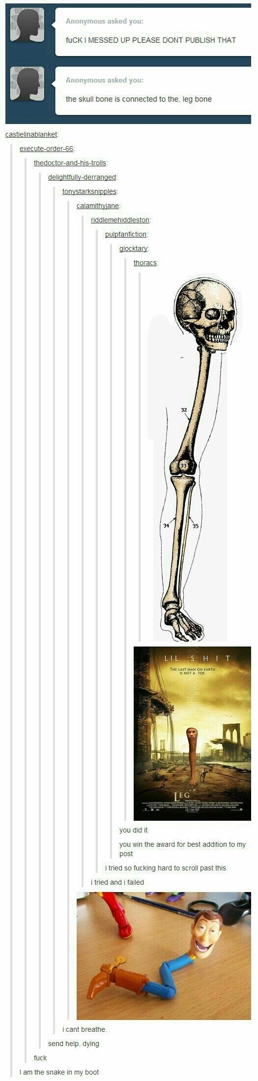 And finally, this bit of anatomy. | 14 Tumblr Posts That Are Long But Totally Worth The Read
