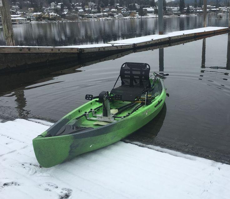 11 best pedal kayaks images on pinterest kayaking for Pedal drive fishing kayak