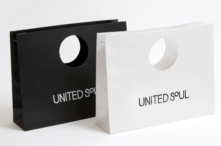 United Soul brand identity and bags A Friend of Mine.