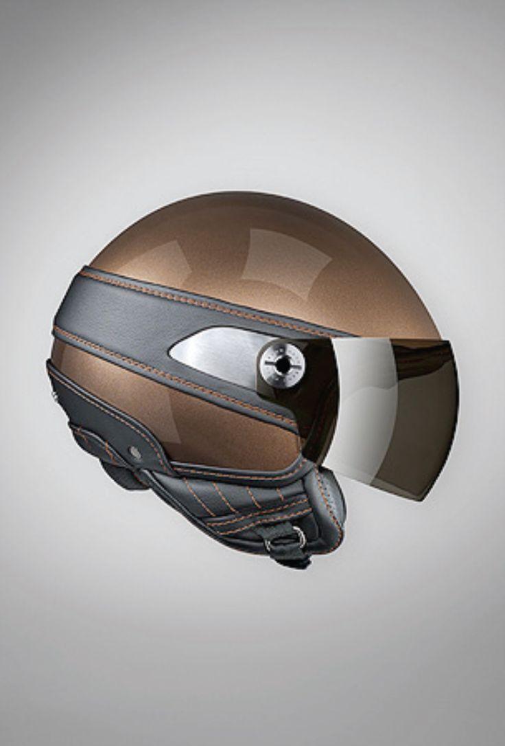 hugo boss motorcycle helmet