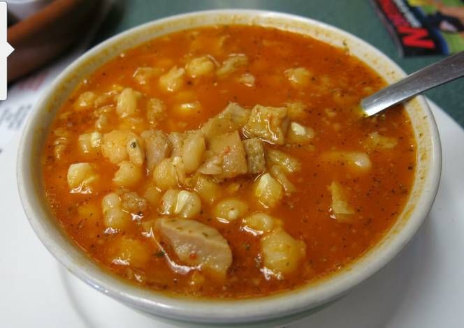 Menudo de la Frontera (Border Menudo) Recipe - Yummy this dish is very delicous. Let's make Menudo de la Frontera (Border Menudo) in your home!