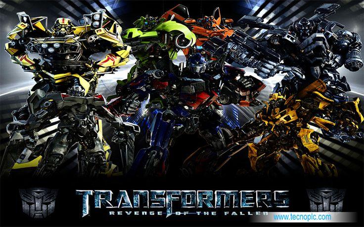KUKA Roboters trabajando en la película Transformers 4, mediante el brazo robotizado de KUKA