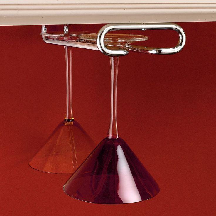 Hanging Wine Glass Rack