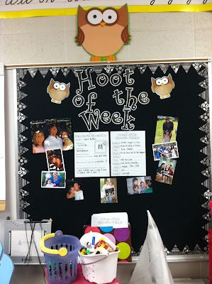 This would be cute if I had an owl classroom theme! Maybe next year! ;-)