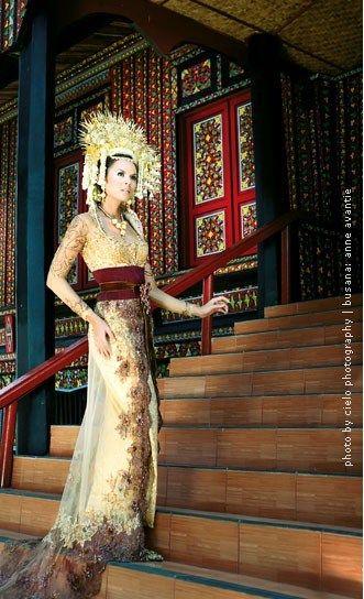 Minang bride