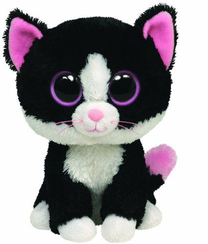 Ty Beanie Boos - Pepper the Cat - List price: $7.99 Price: $5.92 + Free Shipping