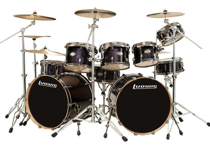 ludwig drums | Ludwig Drums USA - Drumkits, Snare Drums, Concert & Marching ...