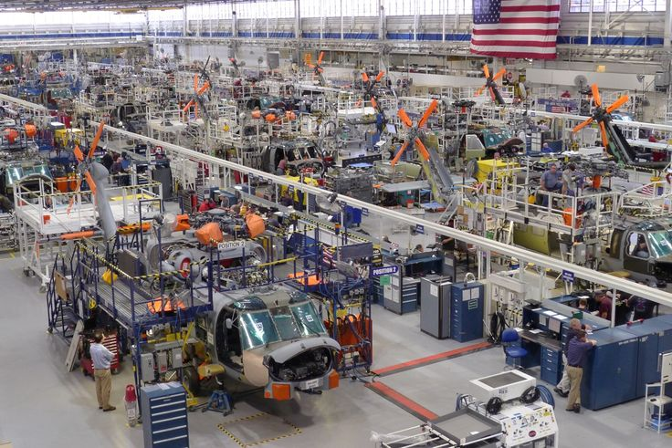 Sikorsky Aircraft Factory.  The Sikorsky Aircraft Corporation is an American aircraft manufacturer based in Stratford, Connecticut. It was established by Igor Sikorsky in 1925 and was among the first companies to manufacture helicopters for civilian and military use.