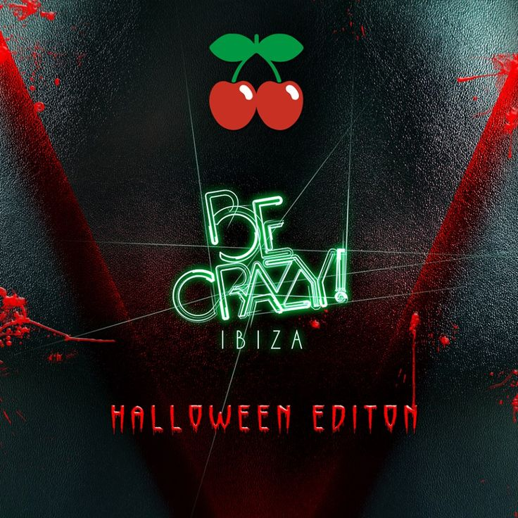 #BeCrazy  >>> Dear friends, next Friday it's the annual pumpkin smash, so get ready for a proper dancing session! Fly over on a broom or float like a ghost, just Be Crazy with us at Pacha Ibiza on Oct. 31st at 11pm: http://on.fb.me/1rWzCBt