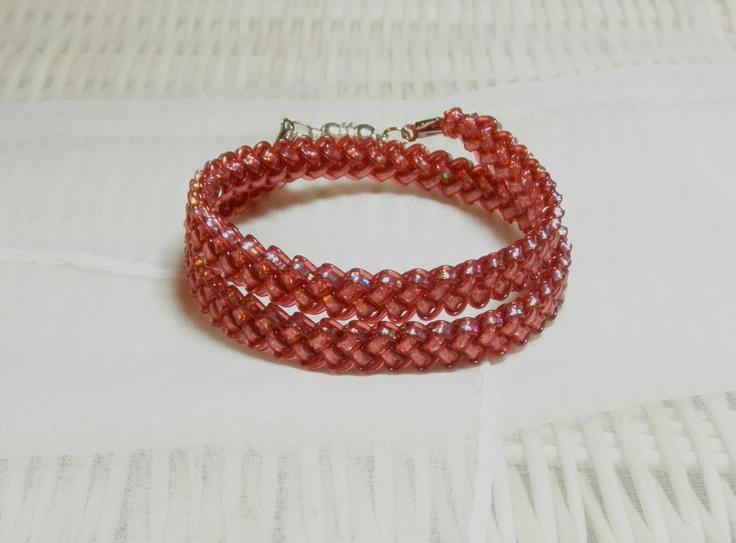 gimp bracelet patterns and instructions