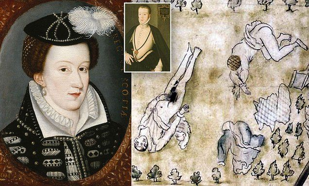 The rebel queen, who plotted against Elizabeth I, has long been suspected of bringing about the death of Lord Darnley, her royal consort who himself had royal blood.
