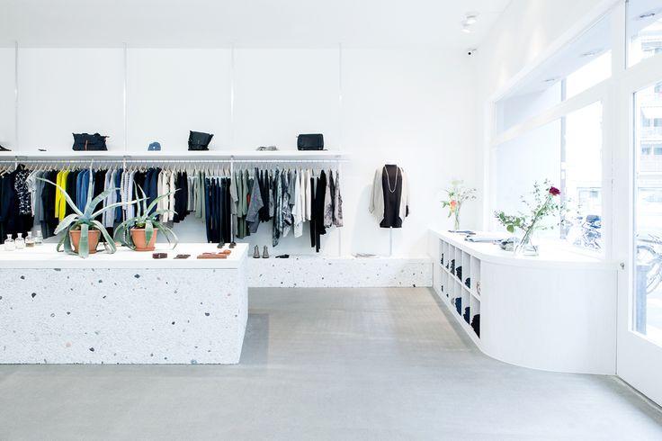 Sartoria Vico @ OOID Store | Basel | say hello #sartoriavico #stockists #niceshop #knitwear #kinsfolk #basel via @kinsfolk