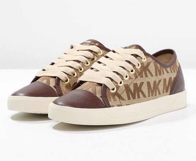 MICHAEL Michael Kors CITY Baskets basses mocha | shoes