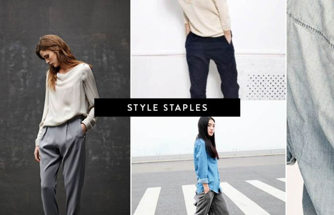 7 Fun and Feminine Style Staples Every Modern Woman Should Own. The Verily take on wardrobe must-haves.
