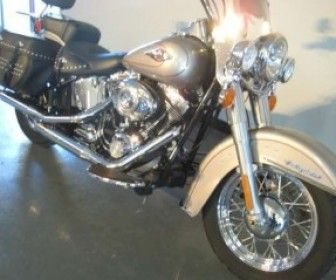 Search Used 2009 #Harley_davidson Flstc heritage softail classic #Cruiser_Motorcycle in Lewis Center @ http://www.motorcycleszone.com