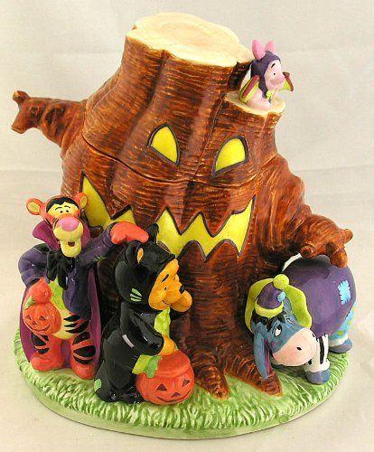 Disney Cookie Jars For Sale 59 Best Disneypooh & Friends Cookie Jars Images On Pinterest