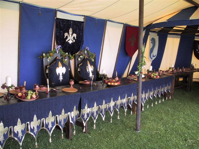 More Medieval Feast Ideas
