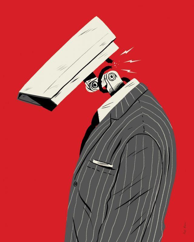 Surveillance, The Guardian | Paul Blow | makersmgmt.com