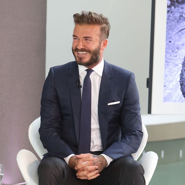 Stars: David Beckham nach Pensionierung - Bald wieder Fußballer statt Unterwäschemodel?