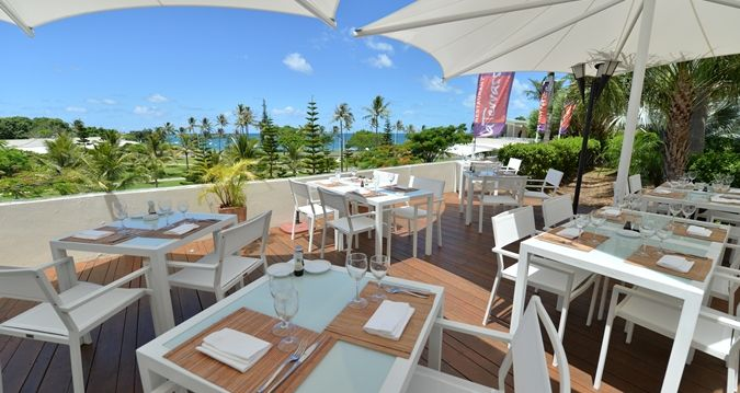 Hilton Noumea La Promenade Residences - La Terasse Restaurant
