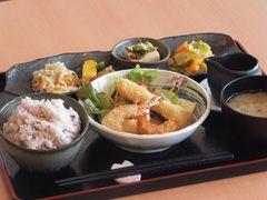 オーガニックレストラン ビオラ 福岡市 東区 千早 自然食