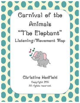 L Elephant Carnival Of The Animals 17 Best images about C...