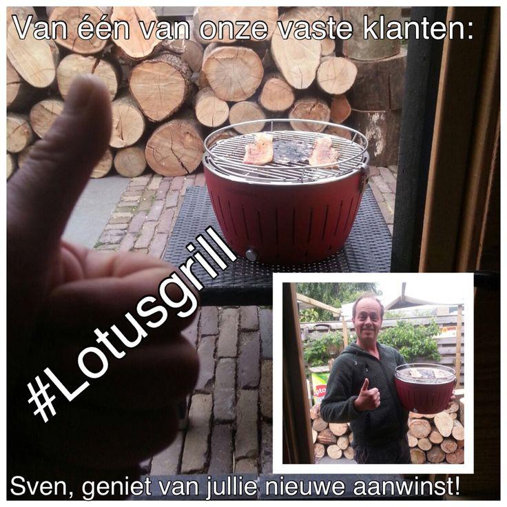#LotusGrill #rookvrij #grill #eten #houtskool #kitchenoutlet.nl