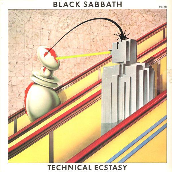 Black Sabbath - Technical Ecstasy at Discogs