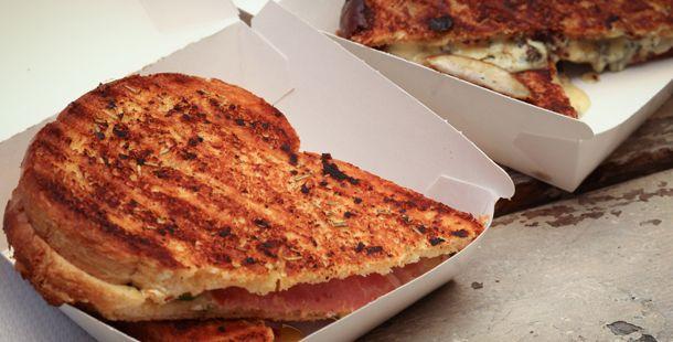 Gourmet toasted sandwich - test of Western Australia