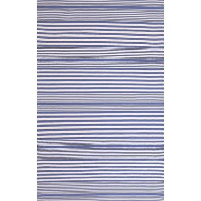 Dash and Albert Rugs Rugby Denim Striped Rug