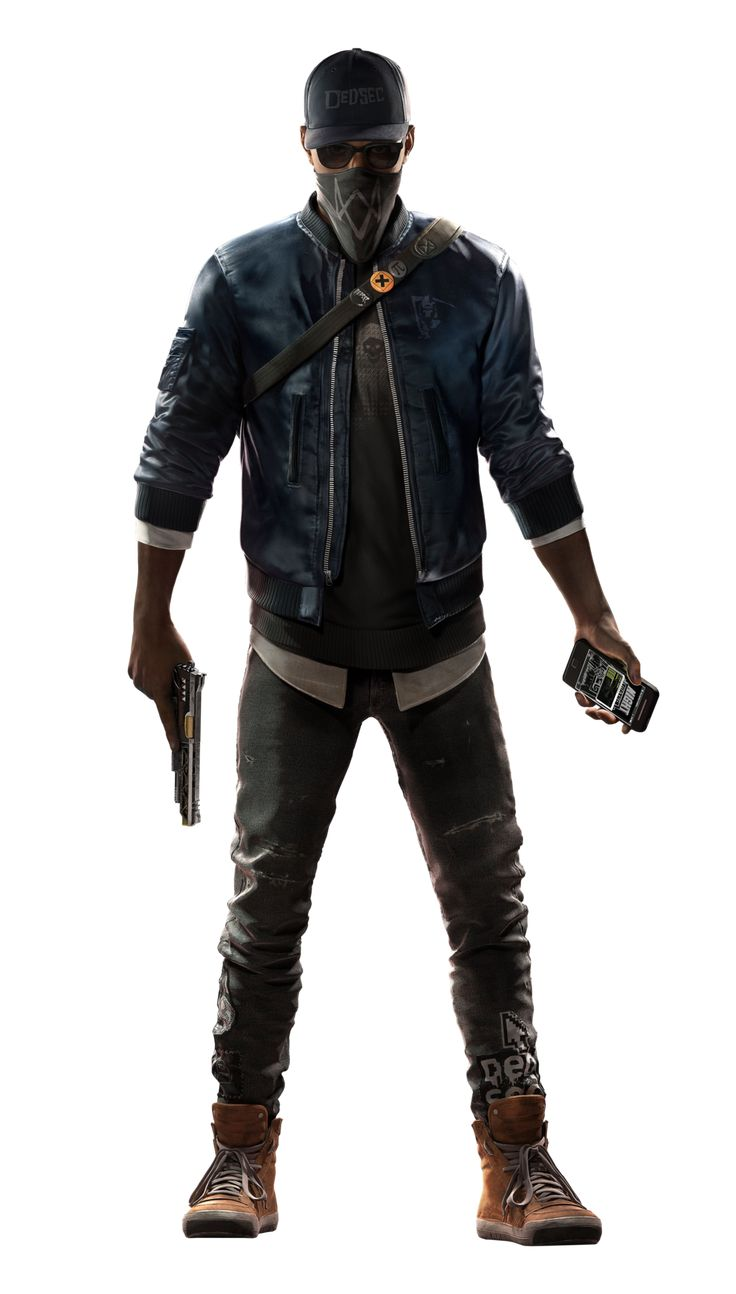 Marcus Holloway.png Watch dogs, Watch dogs 1, Watchdogs 2