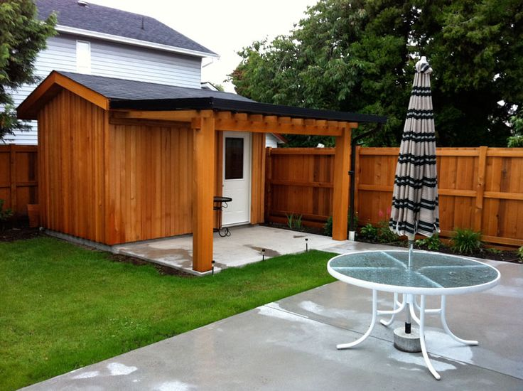 the steveston shed for custom built storage vancouver bc the indoor outdoor guy renovations inc - Garden Sheds Vancouver