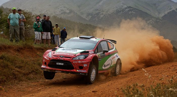 Rally | Subhan Aksa Terhenti Di Posisi 4 Besar | BosMobil.com | 6406